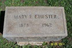 Mary Elmira <I>Zane</I> Chester