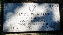 Clyde William Aiton