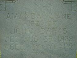 Amanda Jane <I>Mouser</I> Barks