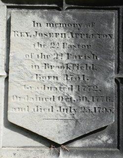 Rev Joseph Appleton