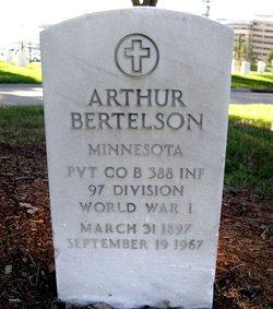 Arthur Bertelson