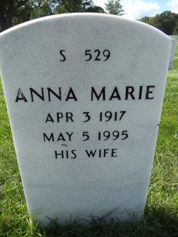 Anna Marie <I>Wanzel</I> Dafflitto