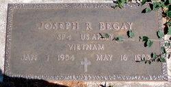 Joseph R Begay