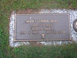 Mary Emma <I>Jenkins</I> Bell