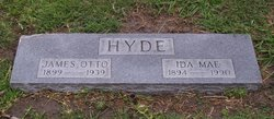 Ida Mae <I>Ludwig</I> Hyde