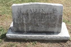 Clarence Elmer Allen
