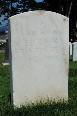 Eleanor Stanton <I>Bush</I> Chamberlain