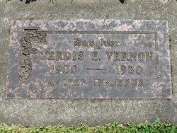 Verdis Elizabeth Vernon