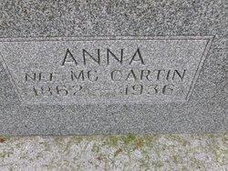 Anna <I>McCartin</I> Peschong