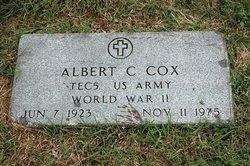 Tec5 Albert C Cox