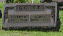 Mary Louise <I>Wartman</I> Goist