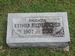Ester Ruth <I>Frazee</I> Archer
