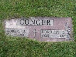 Robert J Conger