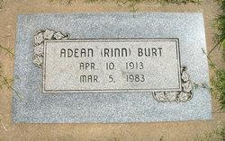 Adean <I>Rinn</I> Burt