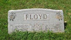 Jennie <I>Morgan</I> Floyd