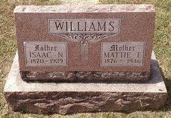 Isaac Newton Williams