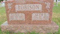 """Susanne Jane """"Susie"""" <I>Conway</I> Robison"""