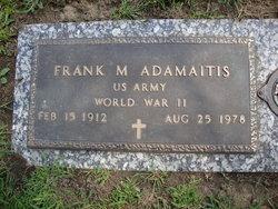 Frank M. Adamaitis