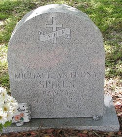 "Michael Anthony ""Panzy"" Spires"