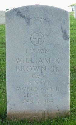 William Kilgore Brown, Jr