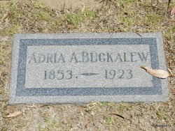 Adria Alvernon <I>Stevens</I> Buckalew