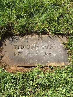 Fred O. Maxham
