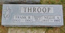 Frank Bert Throop