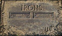 John Elwood Irons