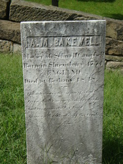 A. M. Bakewell
