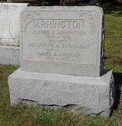 Josephine A. <I>Barnicoat</I> Arrington