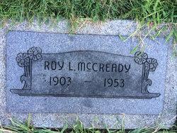 Roy Livingston McCready
