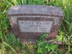 Boone Wilcox Ward
