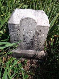 Maria C. <I>Story</I> Ward