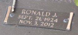 Ronald John Jordan