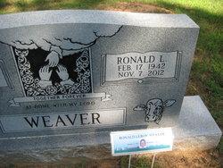 Ronald Leroy Weaver