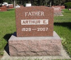 """Rev Arthur E. """"Artie"""" Bliese"""