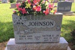 "Victor Edward ""Vic"" Johnson, Jr"