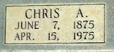 Christian A. Christenson