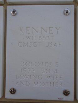 Dolores Elaine Kenney