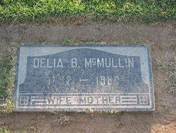 Delia <I>Barnabe</I> McMullin