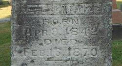 Levi H Maize