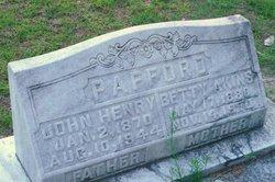 John Henry Pafford