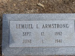 Lemuel Buck L. Armstrong