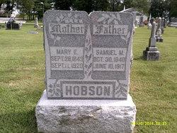 Sgt Samuel M. Hobson