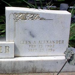 Glen A. Alexander