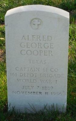 Alfred George Cooper