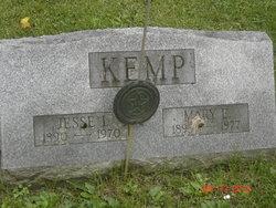 Mary E <I>Ankrum</I> Kemp
