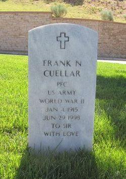 Frank N Cuellar