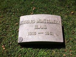 Edward Montegomery Bland