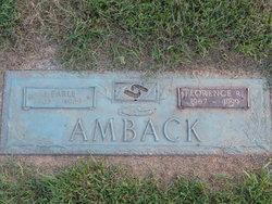 Florence R <I>Gutman</I> Amback